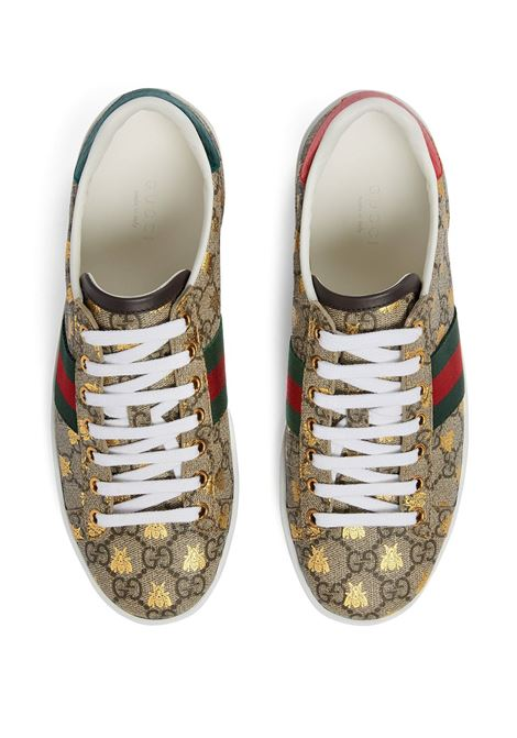 Gold sneakers GUCCI |  | 5500519N0508465