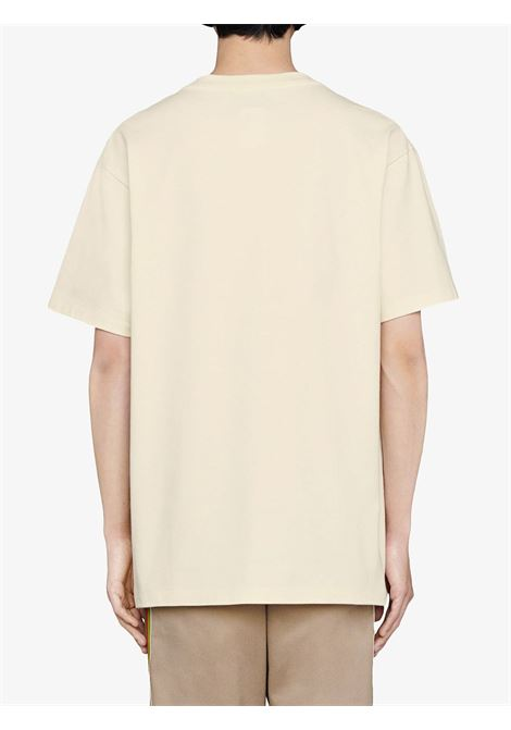 T-shirt beige GUCCI | T-SHIRT | 565806XJB669756