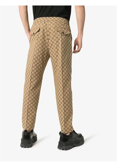 Beige trousers GUCCI |  | 569769ZKU092580