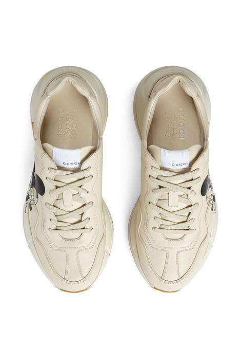 Sneakers bianca GUCCI | SNEAKERS | 601370DRW009522
