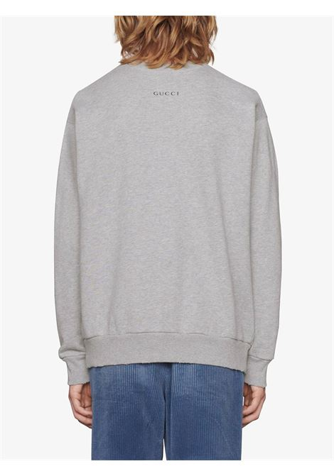 Grey sweatshirt GUCCI |  | 623245XJDAJ1230