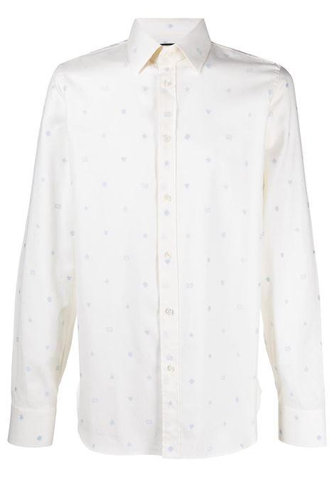 White shirt GUCCI | 644986ZAEDJ9011