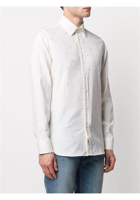 Camicia bianca GUCCI | CAMICIE | 644986ZAEDJ9011