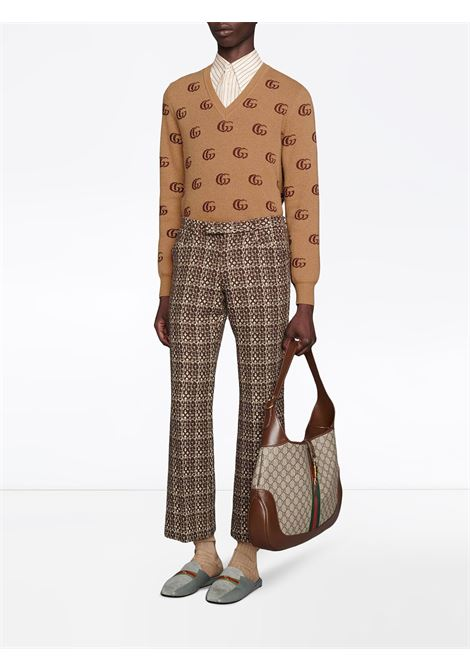Brown jumper GUCCI |  | 645292XKBPF8011