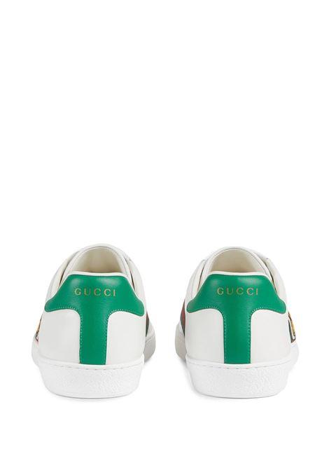 Sneaker bianca GUCCI | SNEAKERS | 6493991XG609114