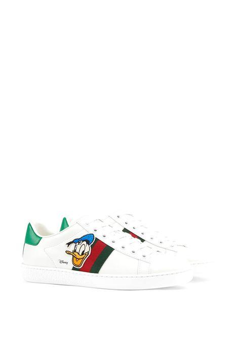 Sneakers bianca GUCCI | SNEAKERS | 6494011XG609114