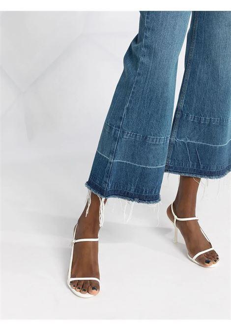 Pantalone blu GUCCI | PANTALONI | 651458XDBKO4447