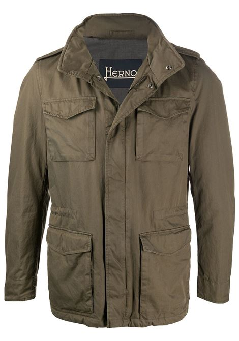 cGreen jacket HERNO |  | FI0064U132117730
