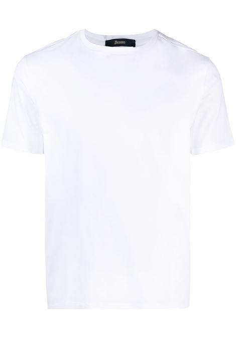 White t-shirt HERNO |  | JG0003U520031000