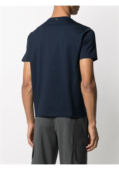 Blue t-shirt HERNO |  | JG0003U520039200