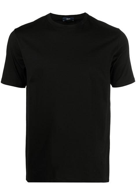 Black t-shirt HERNO |  | JG0003U520039300