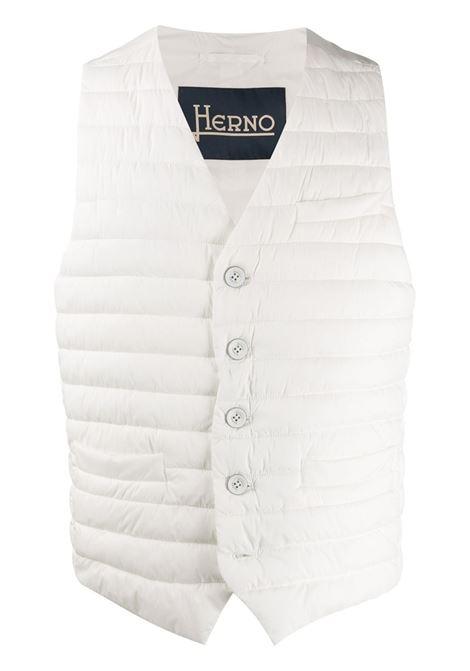 Gilet bianca HERNO | GILET | PC0039U192881005
