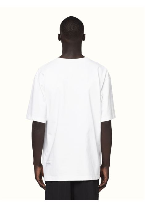 White t-shirt HERON PRESTON |  | HMAA020R21JER0030130