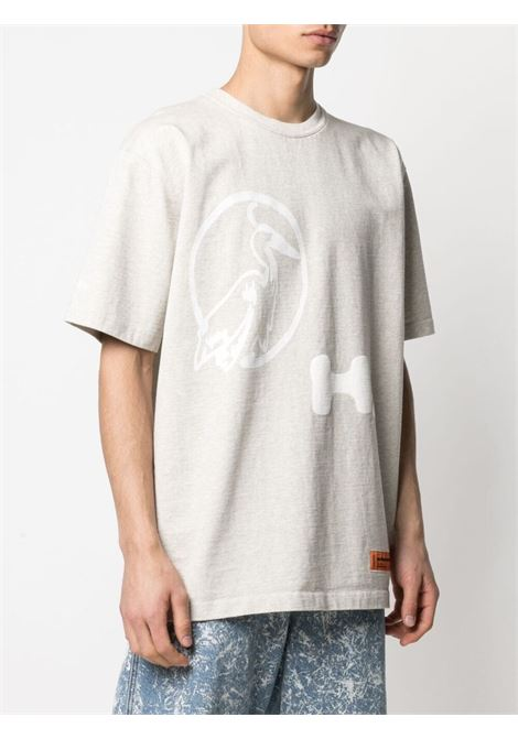 T-shirt HERON PRESTON | T-SHIRT | HMAA026S21JER0040801