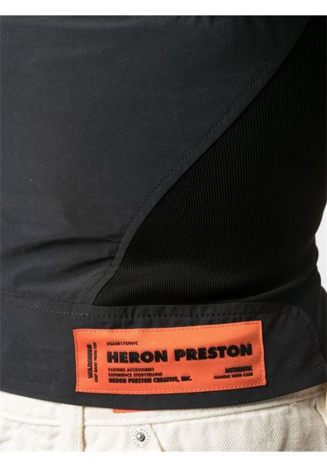 Top nero HERON PRESTON | TOP | HWAD023R21FAB0011000