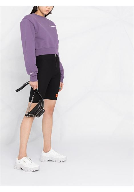 Shorts nero HERON PRESTON | SHORTS | HWCB013R21FAB0011000