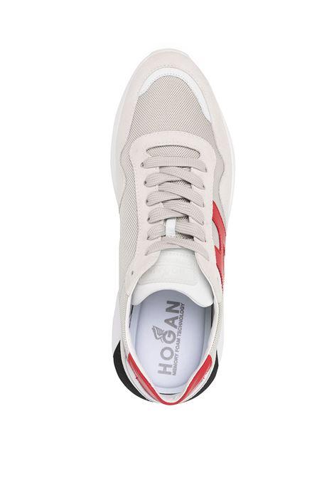 Sneakers grigia HOGAN | SNEAKERS | HXM3710AJ18PDK51AG