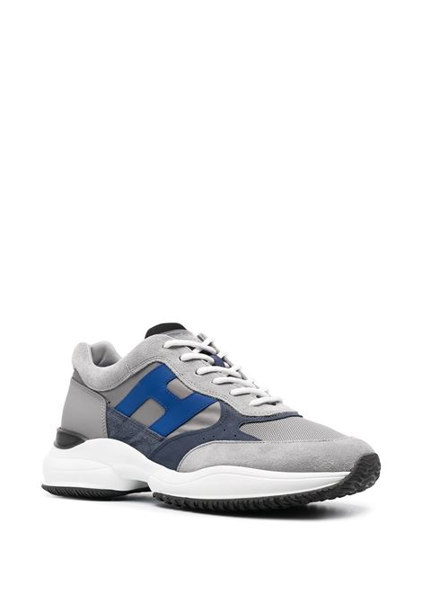 Sneakers grigia HOGAN | SNEAKERS | HXM5450DN90PNS615L