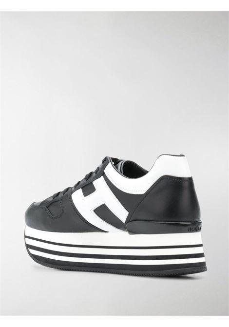 Sneakers nera HOGAN | SNEAKERS | HXW2830T548HQK0002