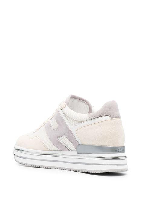 Sneakers beige HOGAN | SNEAKERS | HXW4680CB81PQB0RS3