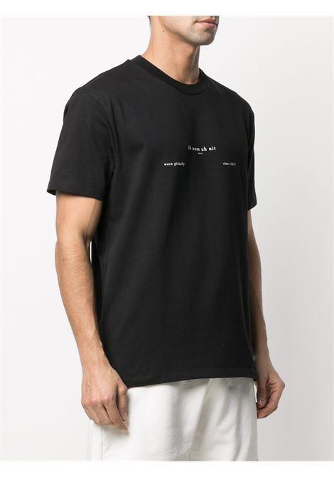 T-shirt nera IH NOM UH NIT | T-SHIRT | NUS21211009
