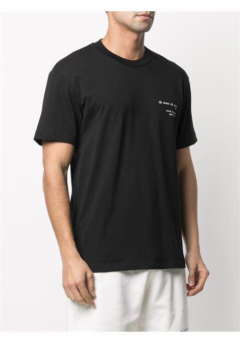 Black t-shirt IH NOM UH NIT | T-SHIRT | NUS21213009