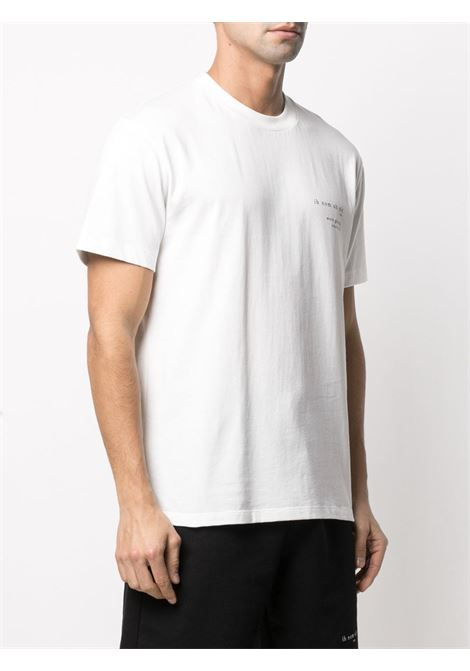 White t-shirt IH NOM UH NIT | T-SHIRT | NUS21213081