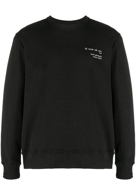 Black sweatshirt IH NOM UH NIT | SWEATSHIRTS | NUS21216009