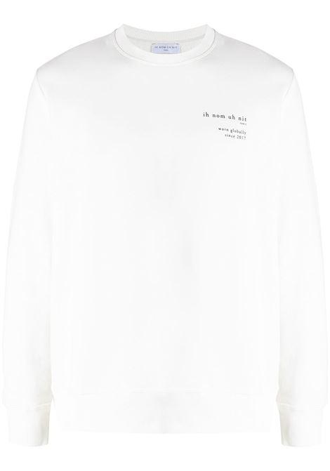 White sweatshirt IH NOM UH NIT | SWEATSHIRTS | NUS21216081