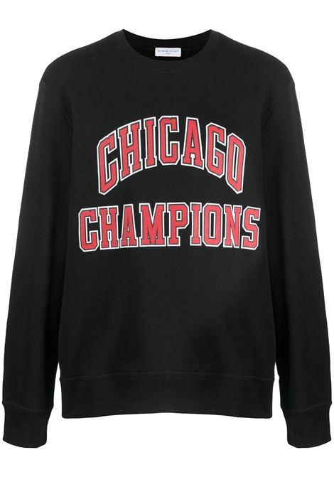 Black sweatshirt IH NOM UH NIT | SWEATSHIRTS | NUS21226009