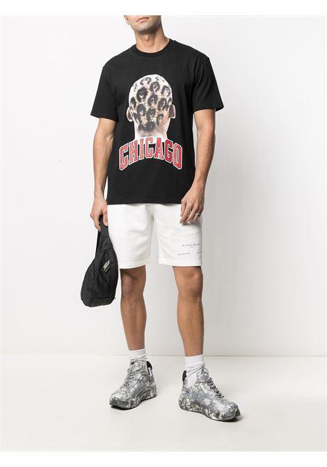 Black t-shirt IH NOM UH NIT | T-SHIRT | NUS21233009
