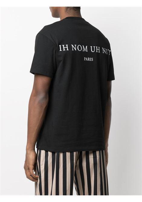 Black t-shirt IH NOM UH NIT | T-SHIRT | NUS21261009