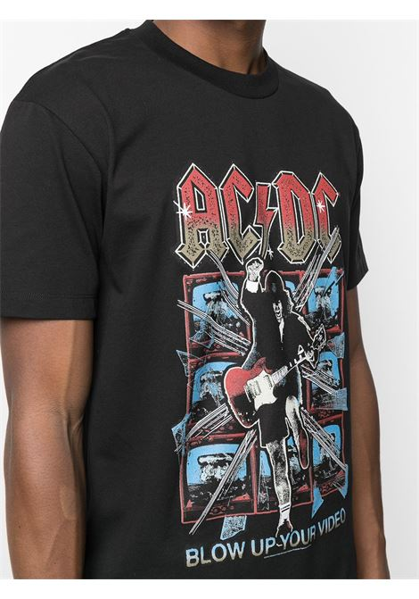 T-shirt nera IH NOM UH NIT | T-SHIRT | NUS21261009