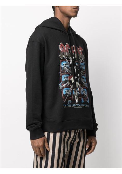 Black sweatshirt IH NOM UH NIT | SWEATSHIRTS | NUS21262009