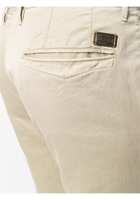 Beige trousers INCOTEX | TROUSERS | 14S10090664411