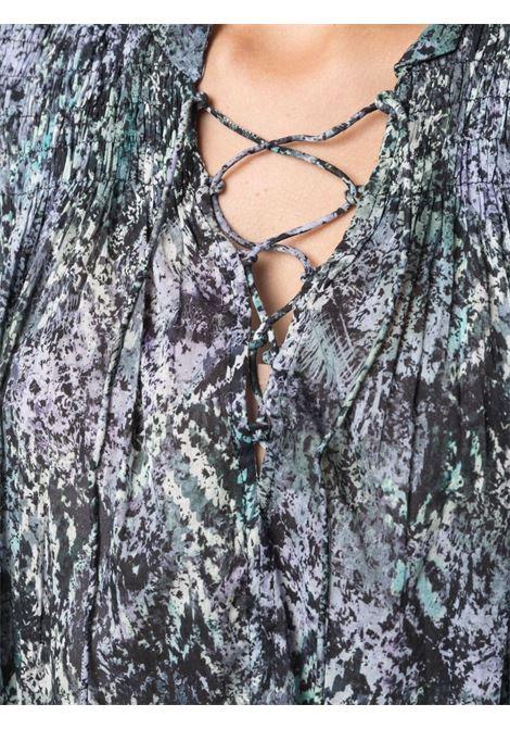 Black blouse IRO | BLOUSE | WM16CALLIBLA72