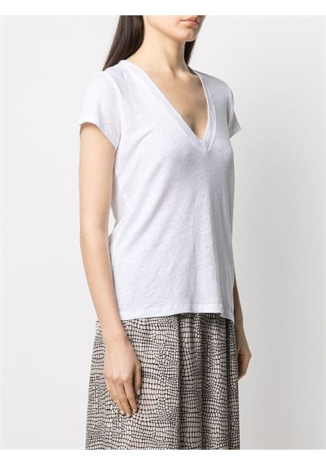 T-shirt bianca IRO | T-SHIRT | WM19RODEOWHI01