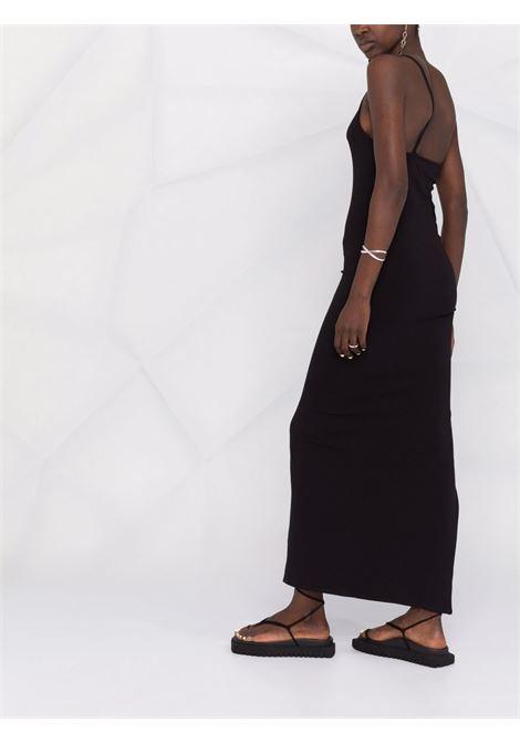 Black dress IRO | DRESS | WM33HUNNIEBLA01