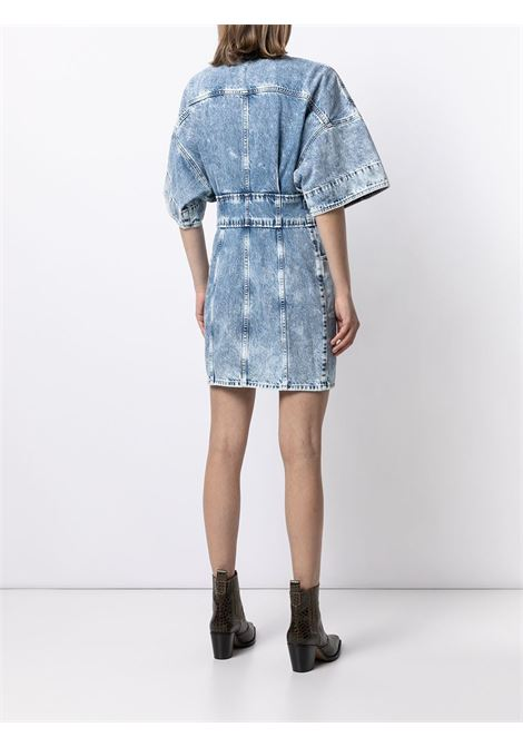 Blue jeans dress IRO | DRESS | WM33LIERABLU34
