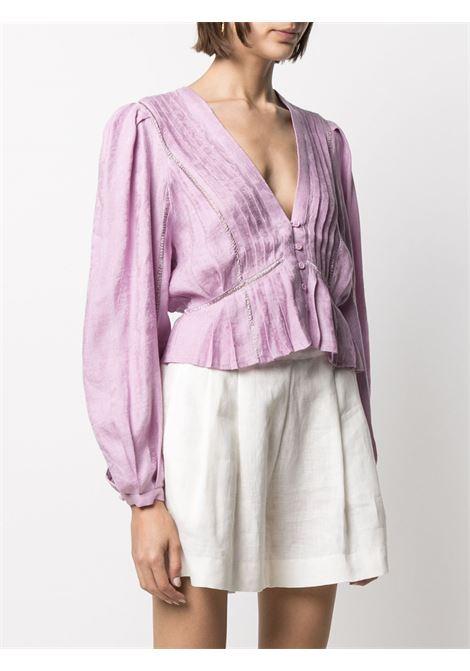 Blusa rosa IRO | MAGLIE | WP16CHIRAPUR03