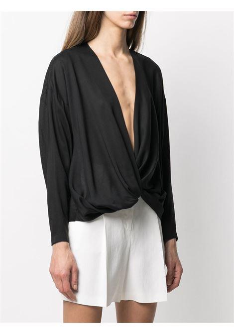 Blusa nera IRO | MAGLIE | WP16EDNYEBLA01