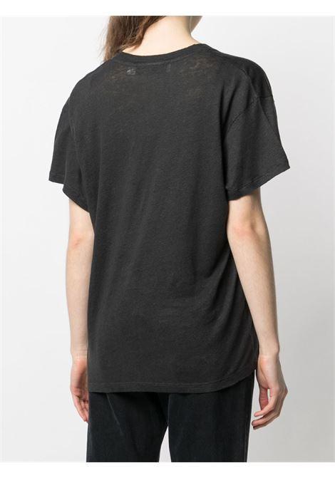 T-shirt nera IRO | T-SHIRT | WP19HELOISEBLA01