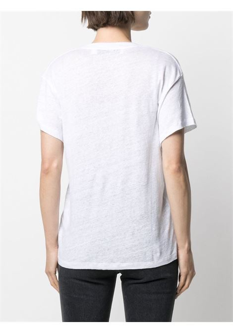 T-shirt bianca IRO | T-SHIRT | WP19HELOISEWHI01