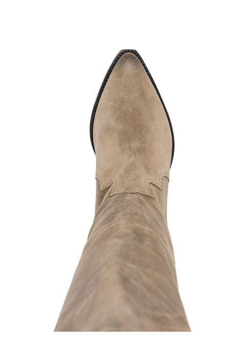 Stivali marrone ISABEL MARANT | STIVALI | BT007200M015S50TA