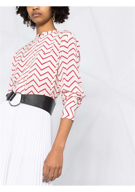 White/red shirt ISABEL MARANT |  | CH020621P022I70RD