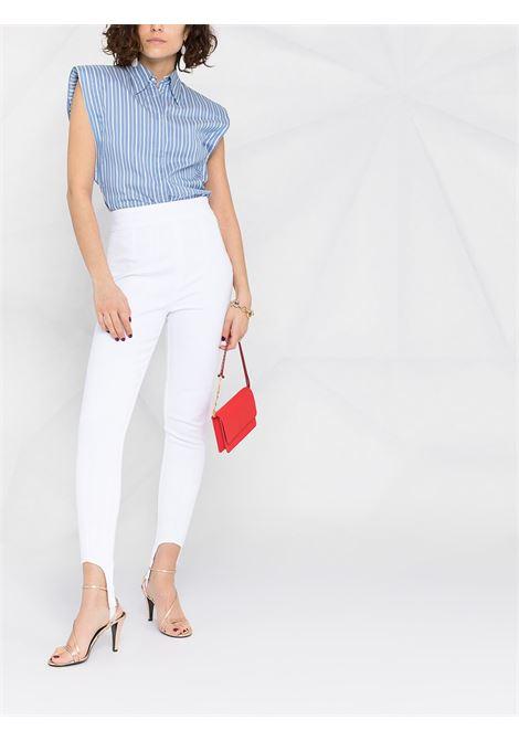 Camicia blu ISABEL MARANT | CAMICIE | CH071721P016I30BU