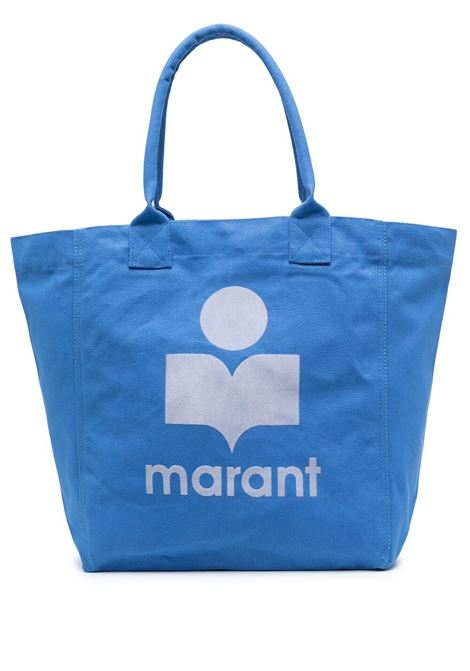 Blue bag ISABEL MARANT | TOTE | PM002021E053M30BU