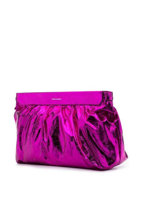 Pink pouch ISABEL MARANT | POUCH | PO011821E025M40PK