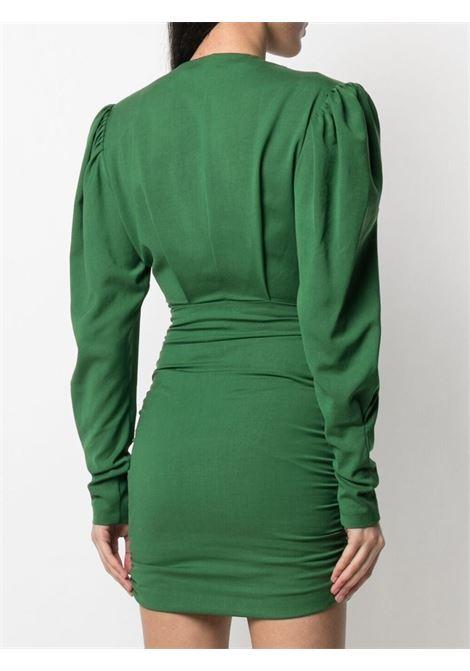 Green dress ISABEL MARANT | DRESS | RO190621P012I60GR