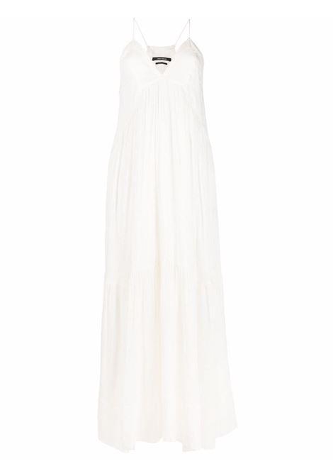 White dress ISABEL MARANT | DRESS | RO198421E025I23EC